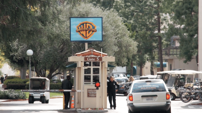 Another Side Of Los Angeles Tours The Warner Bros Studio